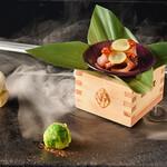 ニンジャ アカサカ - 前菜忍法 水平抜刀霧隠れの術(半蔵コース)