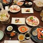 ときわ別館 - 料理写真: