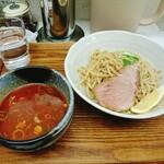 忍八 - つけ麺  並み(200g)  800円