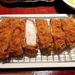 豚肉創作料理 やまと  - 特選ロースカツ150g(2020.12)