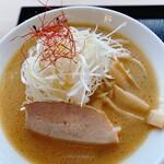 koi koi 食堂 - 料理写真:しらかみネギ味噌ラーメン