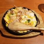Hidaizakayakurasuke - 漬け物ステーキ