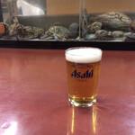 味蔵 - ドリンク写真:(ビールのみてぇ)