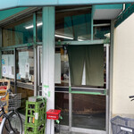 田中酒店 - 右端が入口^ ^