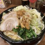 麺作ブタシャモジ - 料理写真: