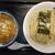 煮干し中華 八 - 料理写真:濃厚つけめん(中盛)