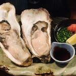 酒の魚 和海 - 生ガキ