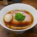 神保町 黒須 - 料理写真:☆【神保町 黒須】さん…人気の特製醤油蕎麦(≧▽≦)/~♡☆