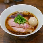 神保町 黒須 - ☆特製醤油蕎麦(●^o^●)☆