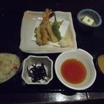 14409848 - 「海老と野菜の天麩羅御膳」¥1400