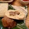 味処 銀の里 - 料理写真:納豆だしまき