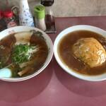 芳仙 - ラーメン&天津飯