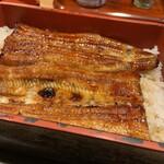 うな鐡 - 鰻重松3800円