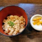 百福 - 令和3年1月 かやくご飯 平日昼無料