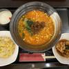 來杏 担担麺房 - 料理写真:一番人気の、来杏セット1400円です