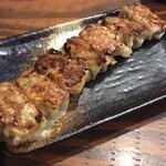 麺屋 穂 - 餃子