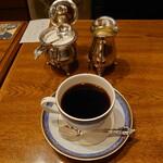 森珈琲店 - ブレンドコーヒー@550