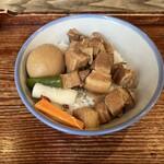144105165 - 魯肉飯ハーフ