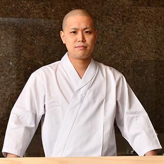 毛利太祐(モウリタイスケ)─寿司界に新風を吹き込む若き実力派