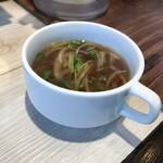144107710 - スープ(^q^)