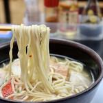 空港食堂 - 麺リフト