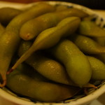 たゆたう - 枝豆