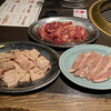 焼肉菜包 朴然 - 料理写真:シロコロホルモン、上ジンギスカン、トントロ
