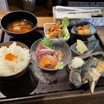 日本酒とお魚きっちん 祐星 - 祐星御膳