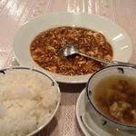 14412362 - ランチの四川麻婆豆腐