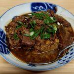 大衆酒場BEETLE - 肉豆腐(肉増し)