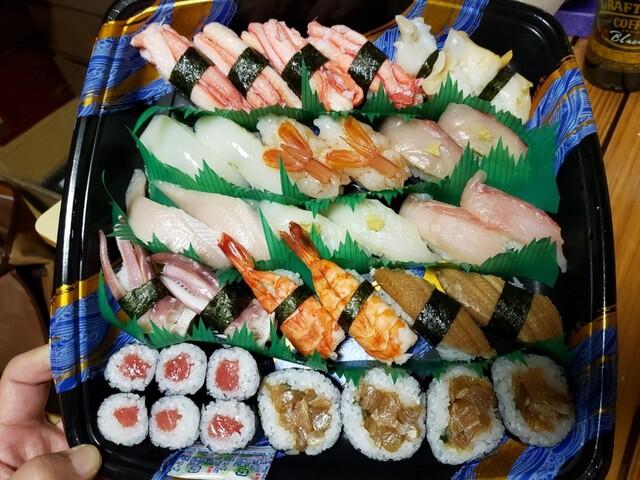 くい テイクアウト 寿司 ねぇ
