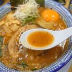 144126563 - スープの写真は安定のピンボケ