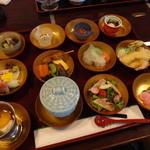 厳島 - 料理写真:十二単