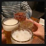 Nikubarubucchazuyaohachi - おめでとう~の乾杯