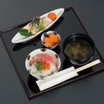 和食 花の茶屋 - お子様御膳(中学生以下限定)
