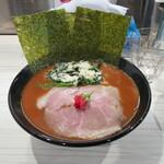 麺家 歩輝勇 - 料理写真:マリー様のトマトラーメン 900円