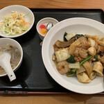 麒麟坊 - 中華丼(小盛)¥748.-