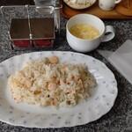 マンデリン喫茶 - 料理写真: