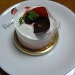カフェ ピーチェ - イチゴムース 200円