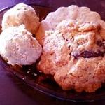 LOG - 焼菓子3種:きなことクルミのクッキーと全粒粉とグラノラクッキーと全粒粉のメイプルビスケット
