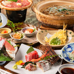 伊豆近海 相模湾の魚貝料理 海湘丸 - 料理写真:ずわい蟹
