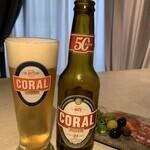 Por Ta Vinho IZARRA  - マデイラ島で作られる、コーラルビール