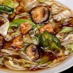 味芳斎 - 肉と野菜のうま煮