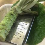 山のレストラン 緑の森 - 料理写真: