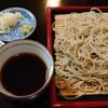 Chouyama - 料理写真:もりそば