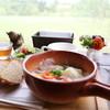 あるうのぱいん - 料理写真:ほくほくジャガイモのクリーム煮