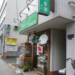 菊丸 - お店は田原町駅3番出口から歩いて7~8分。菊水通り沿いにあります。