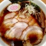 らーめん 壱 - 料理写真:正油チャーシュー