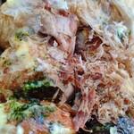 たこ焼き蛸玉 - ◆しょうゆたこ焼き◆♪
