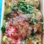 たこ焼き蛸玉 - ◆ねぎ塩たこ焼き(6個)◆430円♪